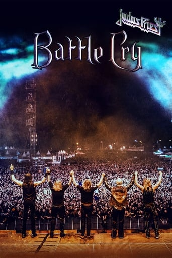 Poster of Judas Priest: Battle Cry