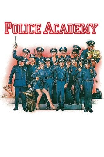 Poster of Police Academy