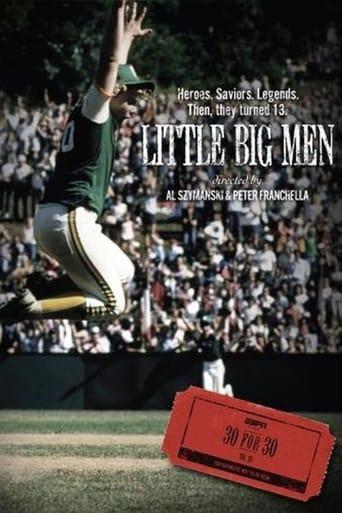 Little Big Men poster
