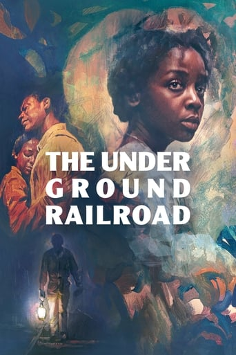 Poster The Underground Railroad