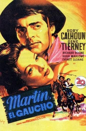 Poster of Martin el gaucho