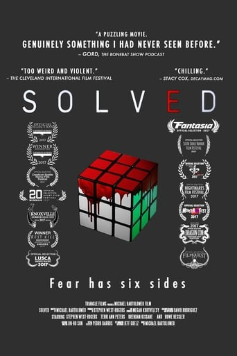 Watch Solved 2017 full online free