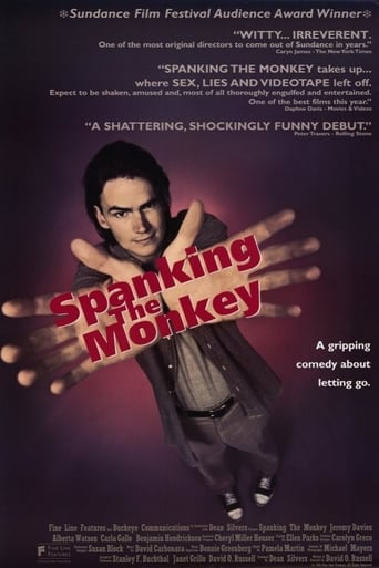 Poster of Spanking the Monkey