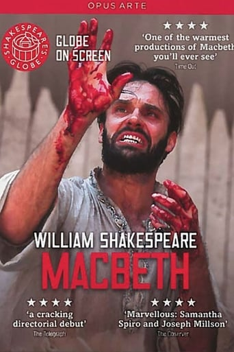 Poster of Macbeth: Shakespeare's Globe Theatre