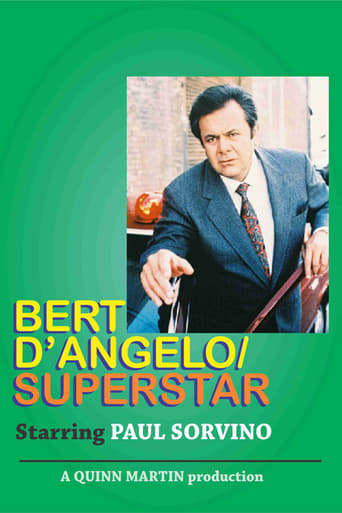 Poster of Bert D'Angelo Superstar