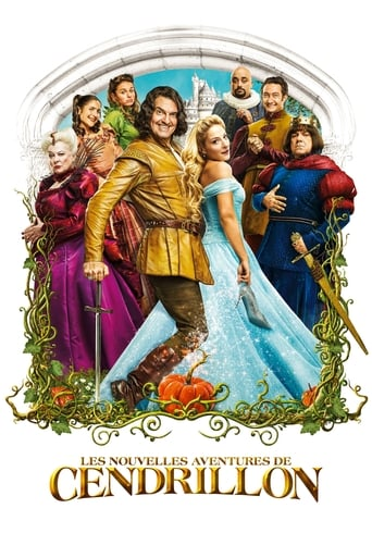 Poster of The New Adventures of Cinderella