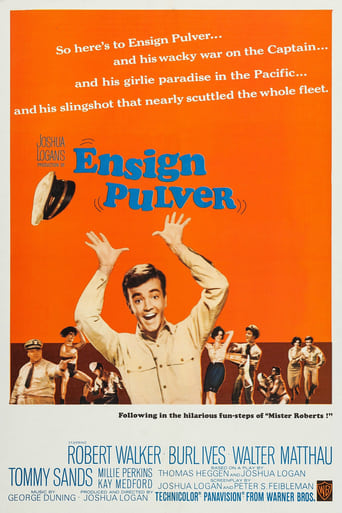 Poster of Ensign Pulver