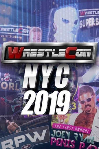 Poster of Wrestlecon Supershow 2019