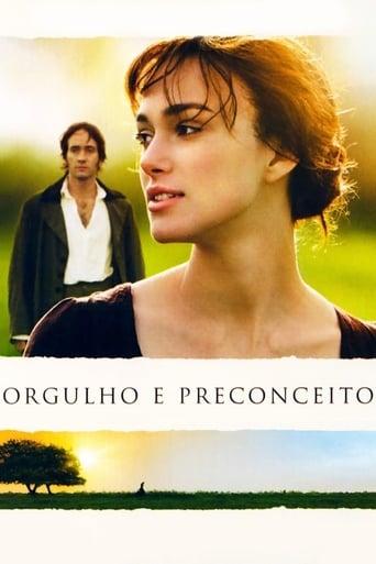 Orgulho & Preconceito - Poster