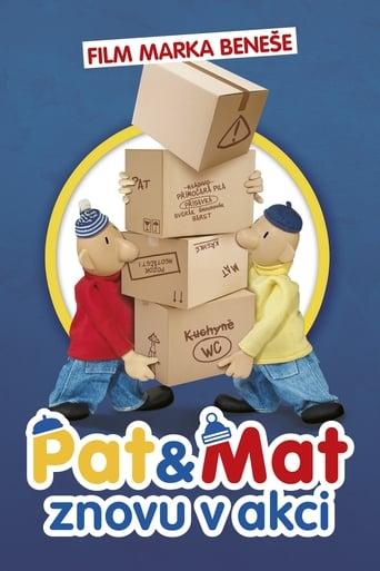Pat & Mat znovu v akci