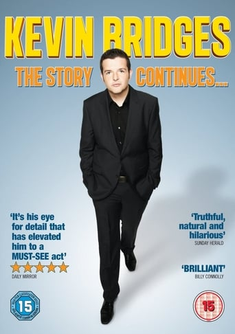 Watch Kevin Bridges: The Story Continues... full movie online 1337x