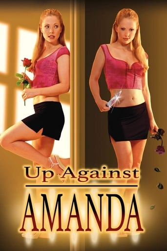 Poster of Up Against Amanda