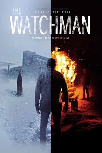 Poster The Watchman