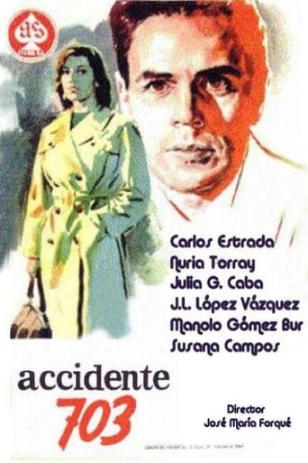 Watch Accidente 703 1962 full online free