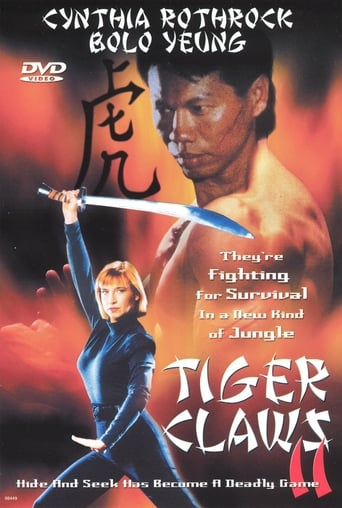 Poster of Tiger Claws II