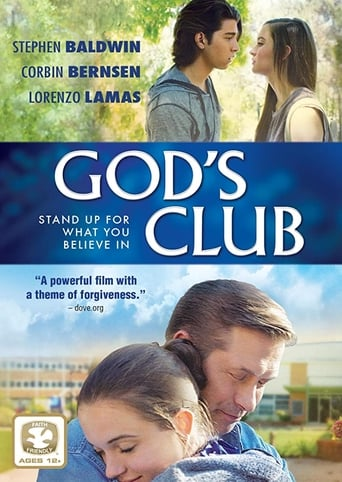 Poster of God's Club