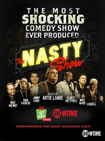 Poster of The Nasty Show hosted by Artie Lange