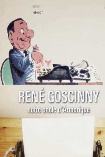 Poster of René Goscinny, Our Uncle From Armorica