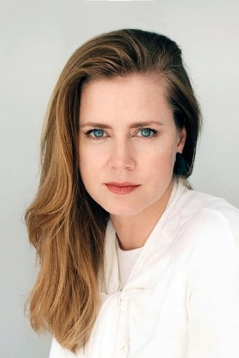 Amy Adams alias Lois Lane