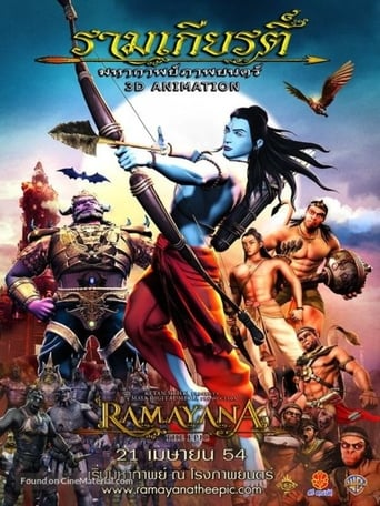 Watch Ramayana: The Epic Online Free Putlockers