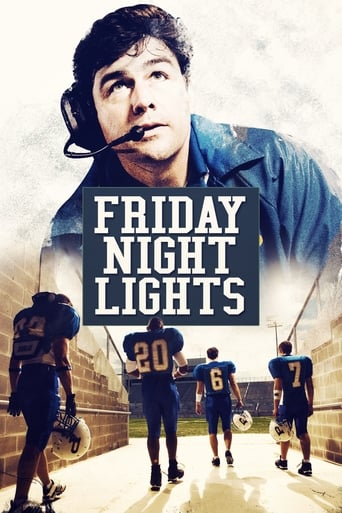 Poster of Friday Night Lights fragman