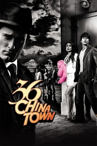 Poster of 36 China Town