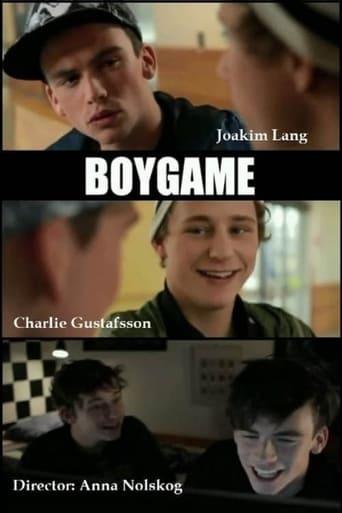 Boygame poster