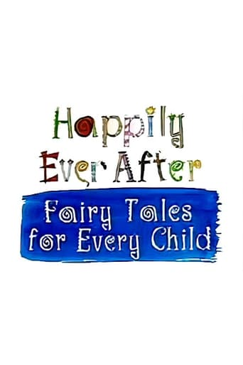 Poster of Happily Ever After: Fairy Tales for Every Child