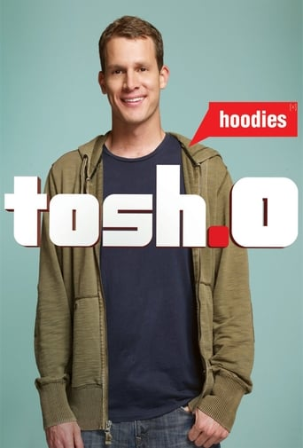 Poster of Tosh.0: Hoodies