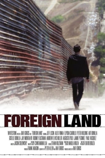 Poster of Foreign Land