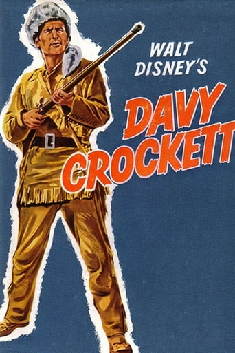 Poster of Davy Crockett