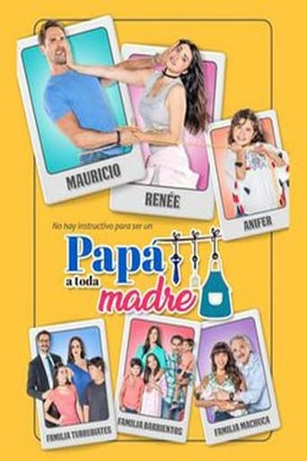 Poster of Papá a Toda Madre