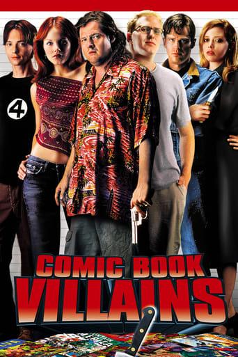 Poster of Comic Book Villains