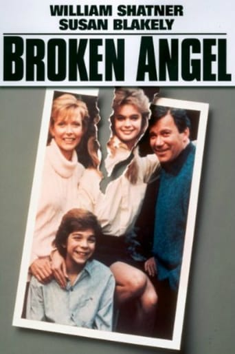 Poster of Broken Angel