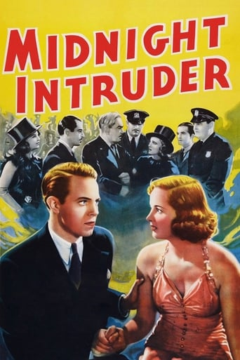 Poster of Midnight Intruder