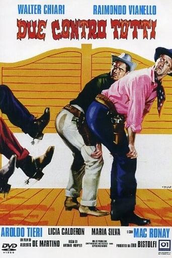 Poster of Due contro tutti