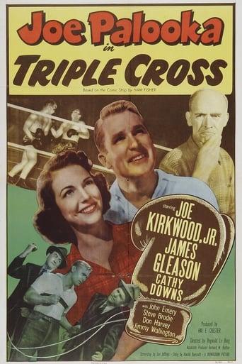 Watch Joe Palooka in Triple Cross 1951 full online free