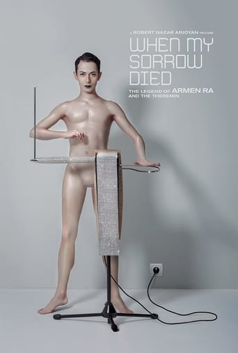 Poster of When My Sorrow Died: The Story of Armen Ra and The Theremin