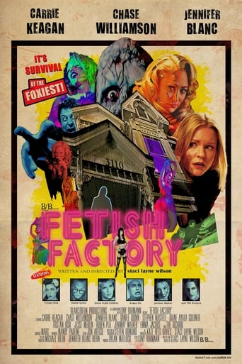 Poster of Fetish Factory