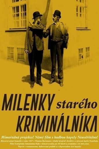 Poster of Milenky starého kriminálníka