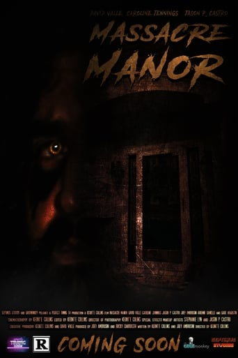 Poster of Massacre Manor