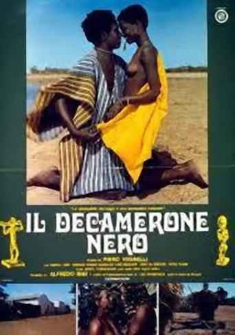 Poster of Il decamerone nero