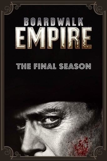 Boardwalk Empire O Império do Contrabando 5ª Temporada - Poster