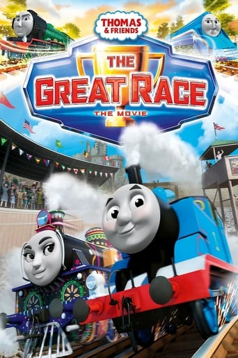 Poster of Thomas & Friends: The Great Race