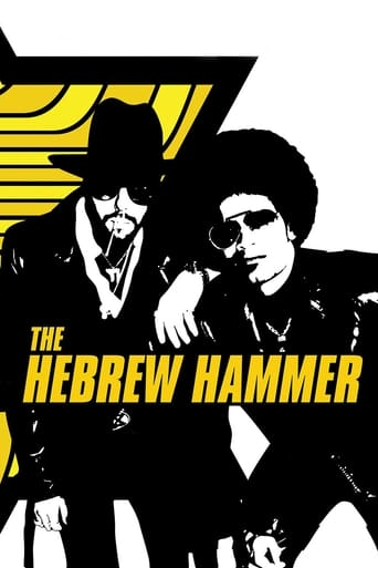 Poster of The Hebrew Hammer