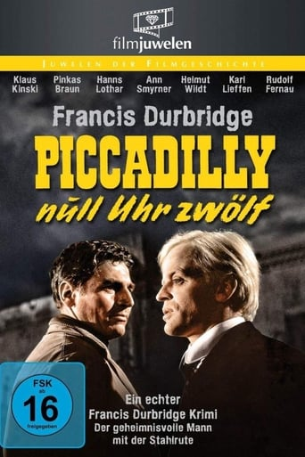Watch Piccadilly Zero Hour 12 1963 full online free