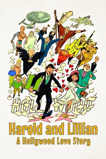 Poster of Harold and Lillian: A Hollywood Love Story