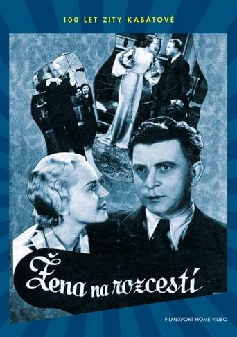 Žena na rozcestí Movie Poster