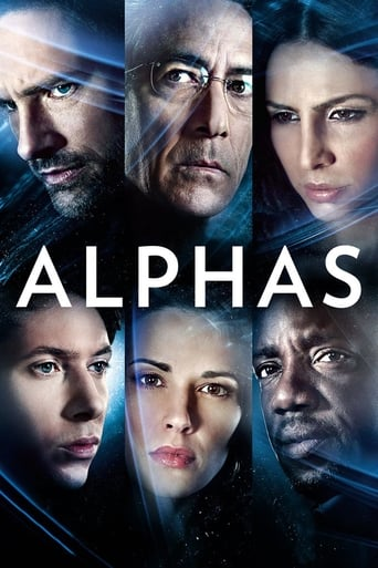Poster of Alphas