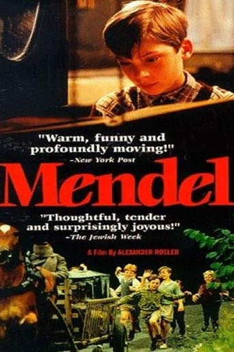 Poster of Mendel